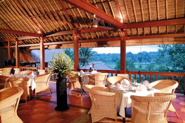 Maya Ubud Restaurant Menu